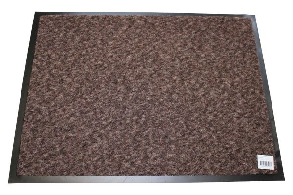 Fußmatte Discovery taupe braun 60x80cm
