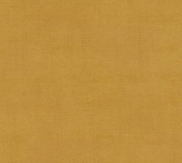 Vliestapete Uni Ocker gelb Glanz Ethnic Origin