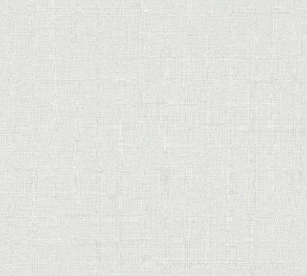 Vliestapete Uni Struktur Textil Optik grau