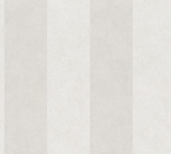 Vliestapete Streifen beige grau Memory 3