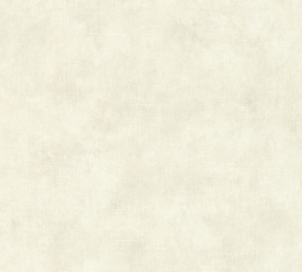 Vliestapete Uni Textil Optik beige