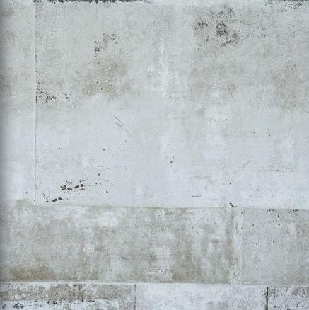 Vliestapete Stein Bruchstein grau silber