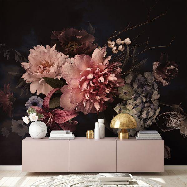 Fototapete Digitaldruck Blossom Variety 255 x 350 cm