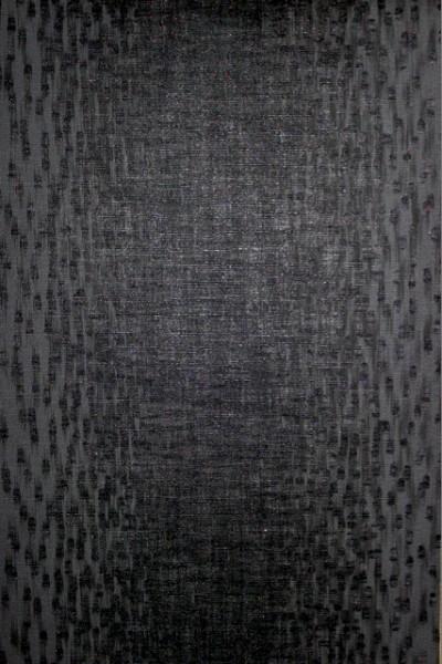 Vinyl Tapete grafisch Streifen glitzer effekt gold / silber