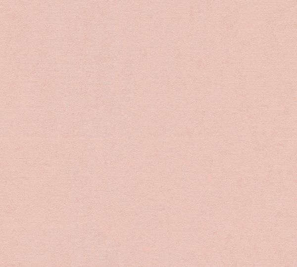 Uni Vliestapete rosa metallic Versace 4