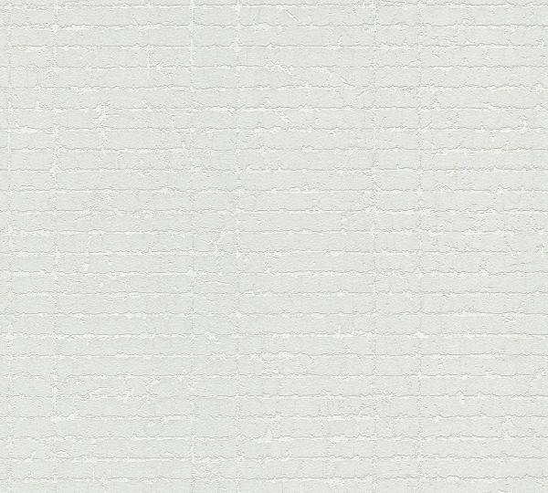 Grafische Strukturtapete Vlies grau