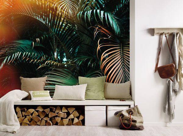 Fototapete Digitaldruck Dschungel 255 x 350 cm