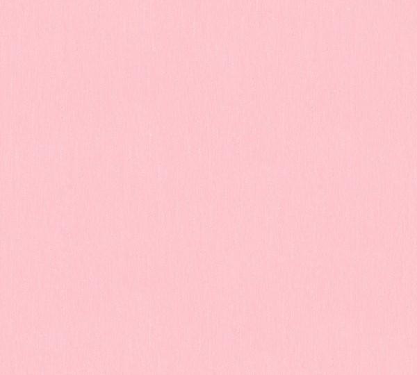 Vliestapete Uni Struktur rosa glanz Chateau 5