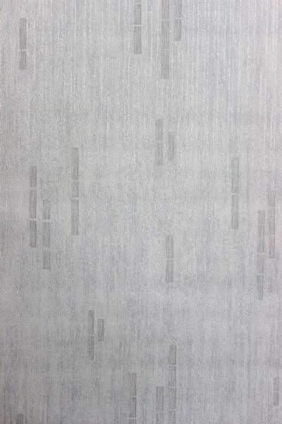 Vliestapete Uni Streifen Strkutur grau metallic glitzer